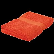 Badetuch | 140x70 cm | 450 g | Stick | 209100 Orange