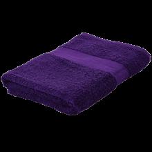 Badetuch | 140x70 cm | 450 g | Stick | 209100 Violett