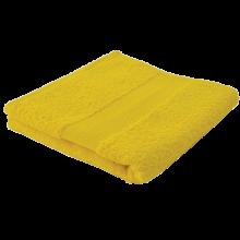 Badehandtuch Palm Beach | 100x50 cm | 450 g | 209120 Gelb