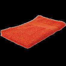 Gästehandtuch | 50x30 cm | 450 g | 209140 Orange