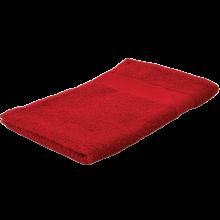 Gästehandtuch | 50x30 cm | 450 g | 209140 Rot