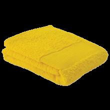 Fitnesshandtuch Shape | 130x30 cm | 450 g | 209190 Gelb
