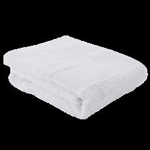 Fitnesshandtuch Shape | 130x30 cm | 450 g | 209190 Weiß