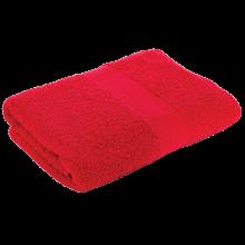 Badetuch | 140x70 cm | 360 g | Druck | 209300D Rot