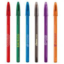 BIC Kugelschreiber Style Clear