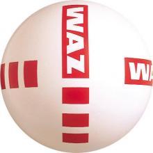Fußball mit Kreuzaufdruck 22 cm