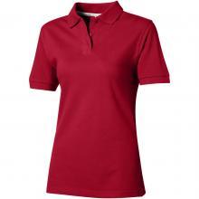 Forehand Polo | Damen | 9233S03 Dunkel Rot