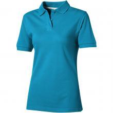 Forehand Polo | Damen | 9233S03 Aqua Blau