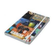 Buntes Notizbuch (DIN A6)