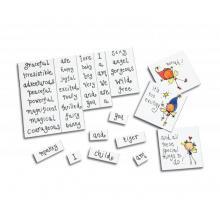 Wortspiele DIN A4 - 160 Wörter
