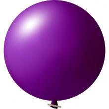 Riesenluftballon | Ø 55 cm | Eyecatcher | 945501 Violett
