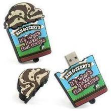 USB-Stick in 2D-Sonderanfertigung 5 x 6 cm | 8 GB