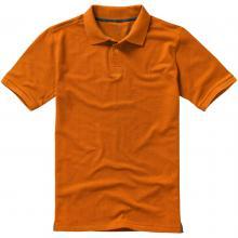 Calgary Polo | Hochwertig | Herren | 9238080 Orange