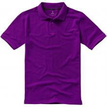 Calgary Polo | Hochwertig | Herren | 9238080 Violett
