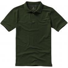 Calgary Polo | Hochwertig | Herren | 9238080 Armee grün