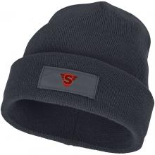 Mütze   Mit Aufnäher   100 % Acryl