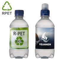 Wasserflaschen R-PET | 330 ml | Still