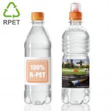 Wasserflaschen R-PET | 500 ml | Still
