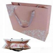Tasche mit bunt bedruckter Innenseite (DIN A3)