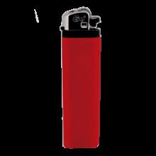 GO Feuerzeug  Günstig | Feuerstein | Vollfarbe  | max147 Rot