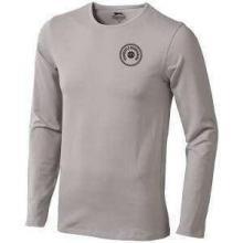 Curve t-Shirt Langarm Herren