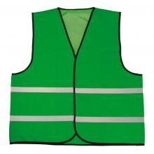 Warnwesten | XL | viele Farben | 204700 Grün