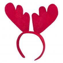 Stirnband Rudolph | Filz und Polyester