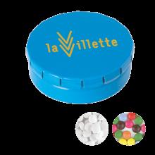 Minis in Dose | 12g | Mint oder Schoko | 72501120 Hellblau