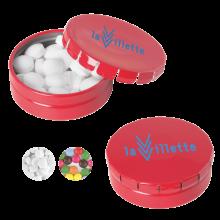 Minis in Dose | 12g | Mint oder Schoko | 72501120 Rot