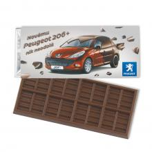 Vollmilch- oder dunkle Schokolade | Full-Colour | 50 g