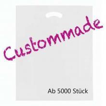 Plastiktüte | Custom | Preis auf Anfrage