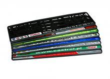 Kennzeichenhalter Sam   DE   Aufdruck 1-4 Farben   701000