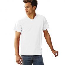 T-Shirt | V-Ausschnitt | Herren