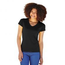 T-Shirt | V-Ausschnitt | Damen
