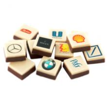 Logoschokolade in Box | 7054000