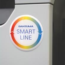 Doming Sticker | 4,5 cm2 | 690001 Weiß