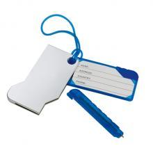 Gepäckanhänger mit Stift