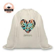 Organic Cotton Rucksack | 105 g/m²