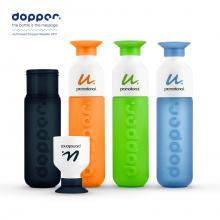 Dopper bedrucken   Wasserflasche   450 ml