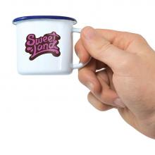 Emaille Tasse Boby | 120 ml | Espresso