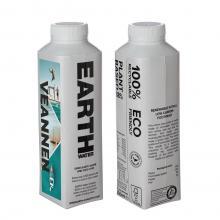 Wasser Tetra Pack | 500 ml | Vollfarbe