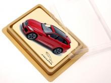 Schokolade mit Vollfarb-Design oder Foto