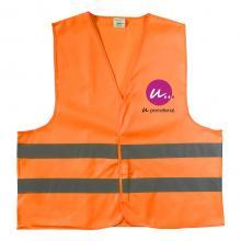 Gelbe Warnweste | Einheitsgröße | Kleinauflage | max8025 Neon orange