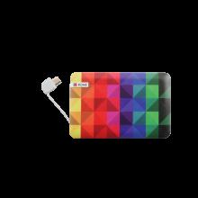 Powerbank 2500 mAh Full Colour