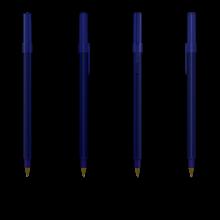 BIC Kugelschreiber Round Stic | 771010 Dunkel Blau
