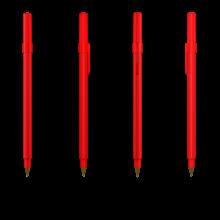 BIC Kugelschreiber Round Stic | 771010 Rot