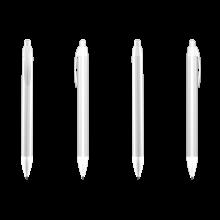 BIC Kugelschreiber Wide Body Digital   771878 Weiß