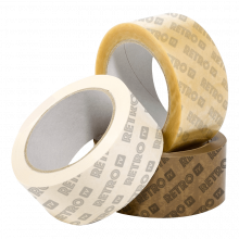 PP Klebeband | Lösungsmittelfrei | 5cm x 66m | 78002