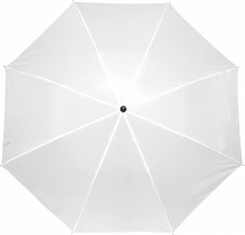 Klappschirm | Berlin | Ø 90 cm | 8034092S Weiß