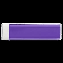 Powerbank | Slimline | 2200 mAh | 8034200 Violett
